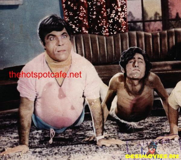 Rangeela - Lollywood Comedian - Original Lobby Card