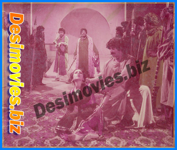 Laraka (1984) Lollywood Lobby Card Still
