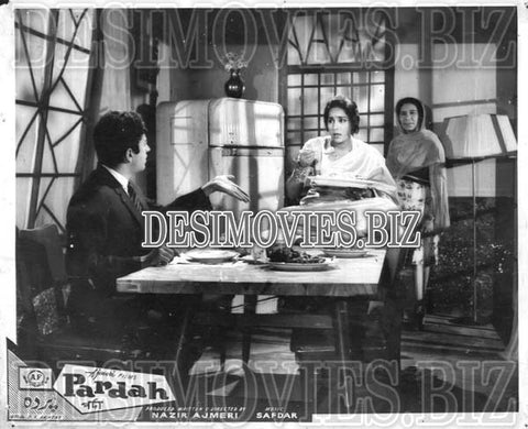 Pardah (1966) Lobby Card Still 9