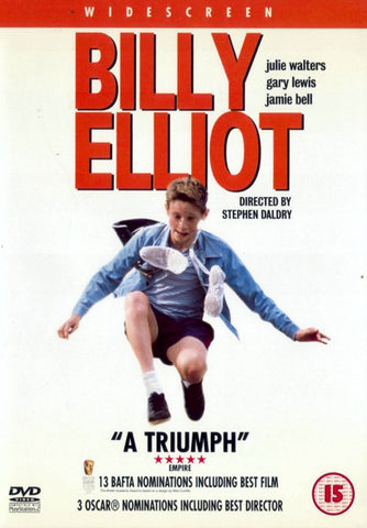 Billy Elliot (2000) - DVD