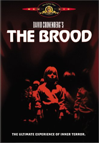 The Brood DVD Region 1