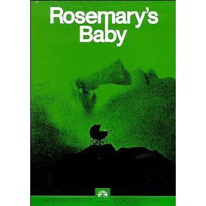 Rosemary's Baby DVD Region 1