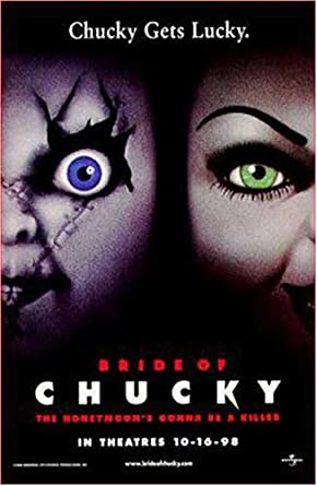 Bride of Chucky DVD Region 1