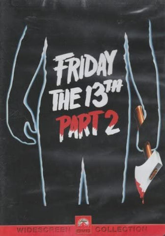 Friday the 13th, Part 2 DVD Region 1