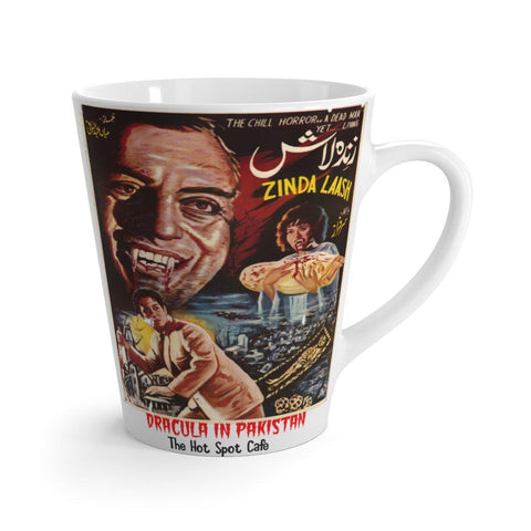 Zinda Laash - Latte mug