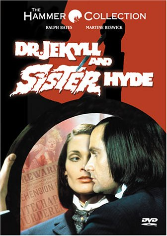 Dr. Jekyll and Sister Hyde DVD Region 1