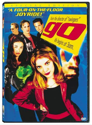 Go - Life begins at 3am DVD Region 1