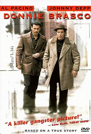 Donnie Brasco DVD Region 1