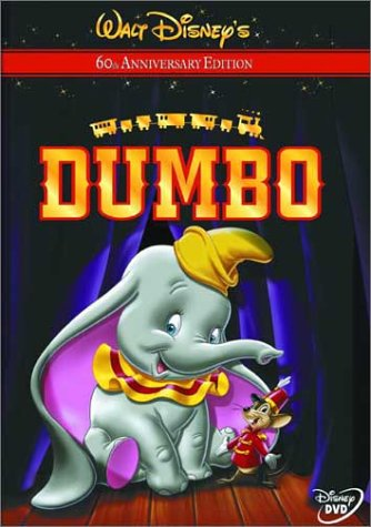 Dumbo (60th Anniversary Edition) DVD Region 1