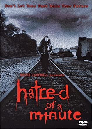 Hatred of a Minute DVD Region 1