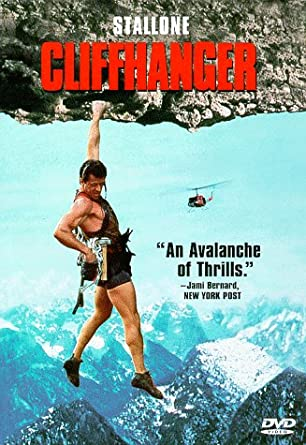 Cliffhanger DVD Region 1