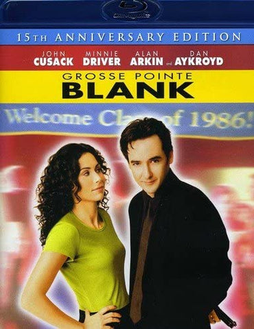 Grosse Pointe Blank DVD Region 1