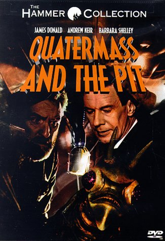 Quatermass & The Pit DVD Region 1