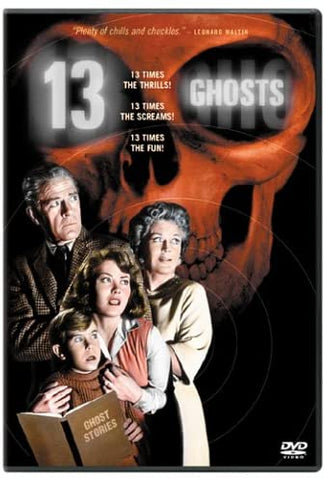 13 Ghosts DVD Region 1