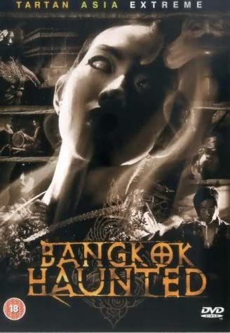 Bangkok Haunted DVD Region 1