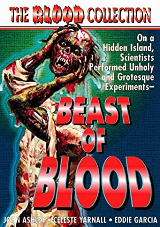Beast of Blood (The Blood Collection) DVD Region 1