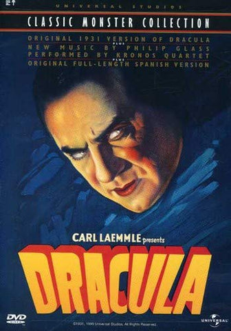 Dracula (Universal Studios Classic Monster Collection) DVD Region 1