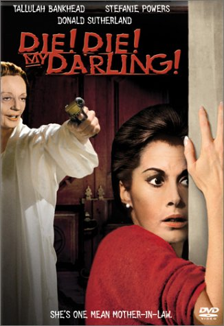 Die Die My Darling DVD Region 1