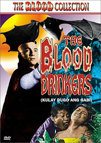 The Blood Drinkers (The Blood Collection) DVD Region 1