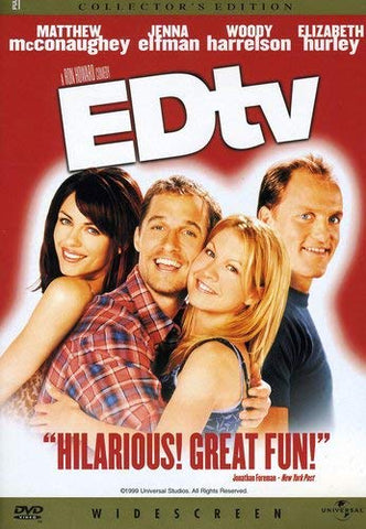 EdTV (Collector's Edition) DVD Region 1