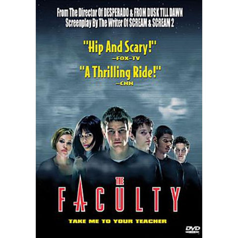 The Faculty DVD Region 1