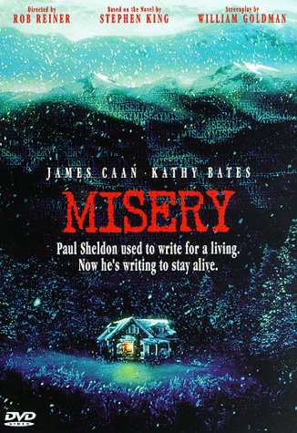Misery DVD Region 1