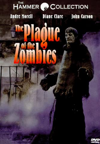 Plague of the Zombies DVD Region 1