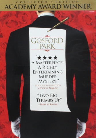 Gosford Park (Collector's Edition) DVD Region 1