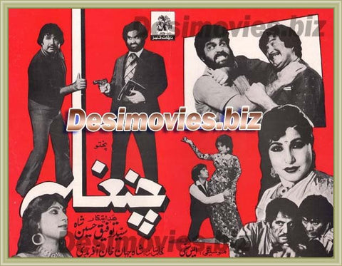 Changhla (1984) Lollywood Original Booklet