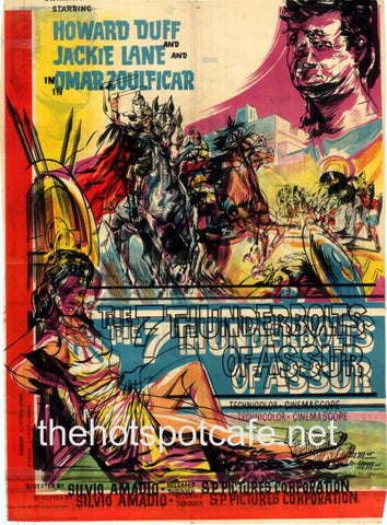 7 Thunderbolts of Assur AKA (Wargods of Babylon)