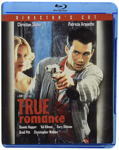 True Romance (Extended and Unrated Edition) [Blu-ray] Region 1