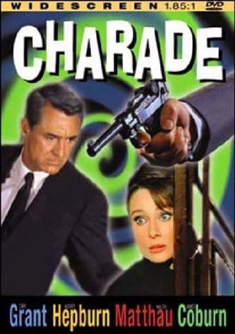 Charade (1963) DVD - Region 2