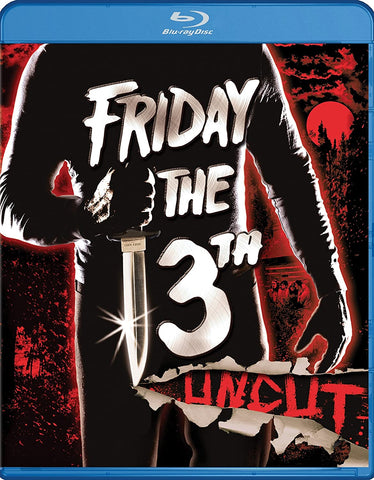 Friday the 13th [Blu-ray] Uncut - Region 1