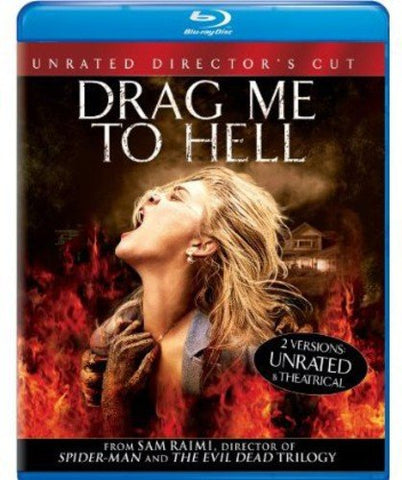 Drag Me to Hell Unrated Director's Cut [Blu-ray] - Region 1