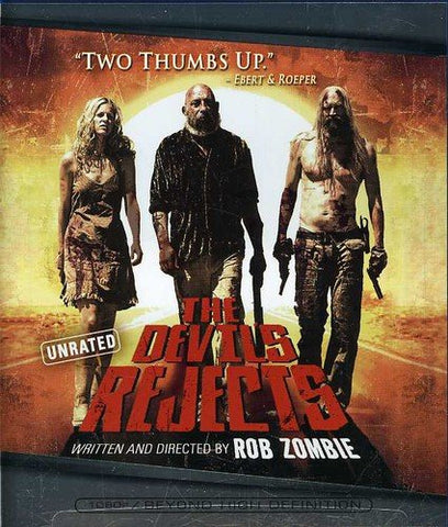 The Devil's Rejects (Unrated) [Blu-ray] Region 1