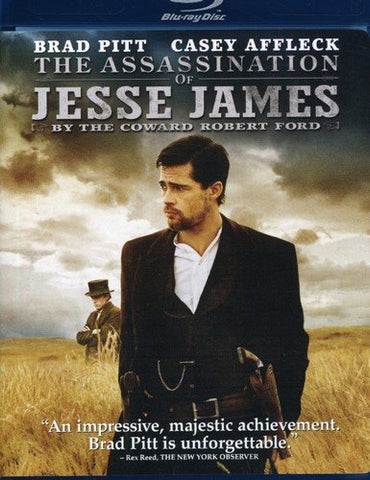 The Assassination of Jesse James by the Coward Robert Ford [Blu-ray] Region 1