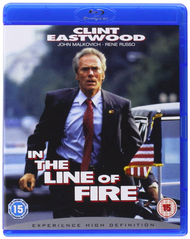 In The Line Of Fire [Blu-ray] [1993] [Region Free]