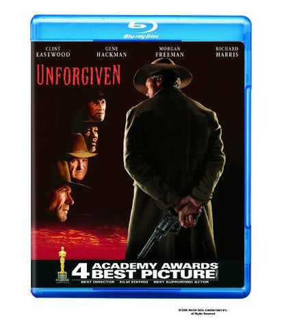 Unforgiven (1992) - Blu-Ray -  Region 1