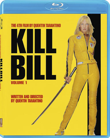 Kill Bill, Vol. 1 (Blu-ray) Region Free