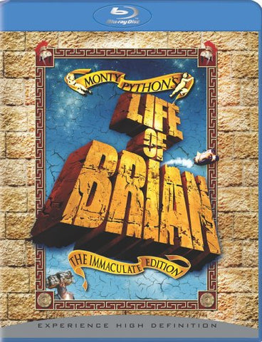 Monty Python's Life of Brian (1978) Blu-Ray - The Immaculate Edition - Regions: ABC