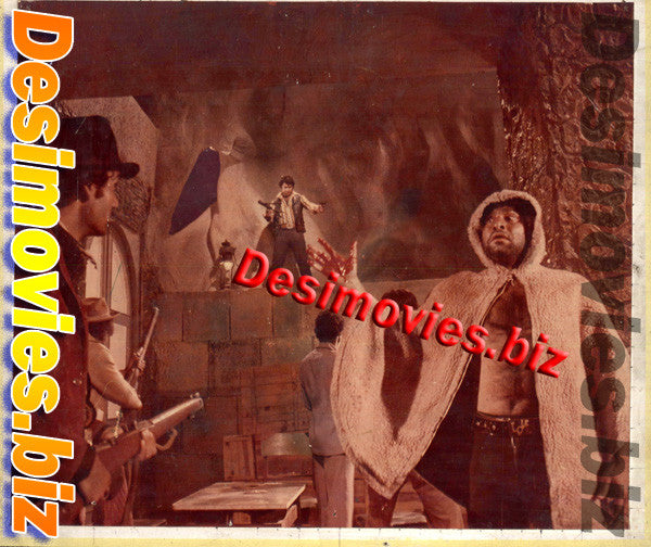 JOSH (1979) Lollywood Lobby Card Still G