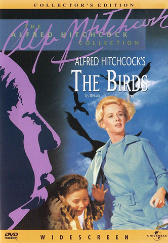 The Birds DVD Region 1