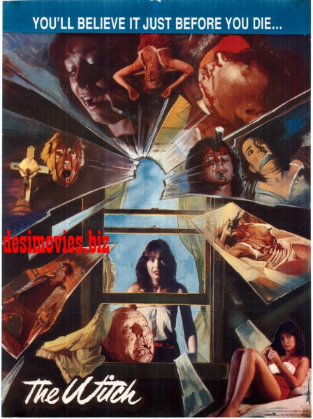 Boogeyman AKA The Witch ( 1978) Original Poster