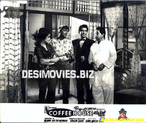 Coffee House (1965) Lobby Card Still C
