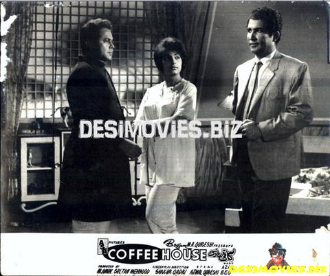 Coffee House (1965) Lobby Card Still B