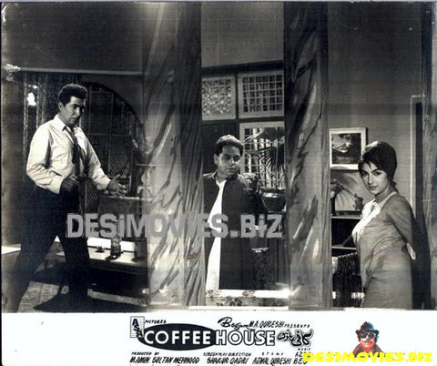 Coffee House (1965) Lobby Card Still A