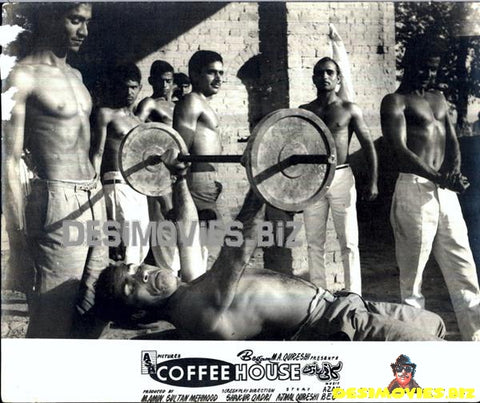 Coffee House (1965) Lobby Card Still