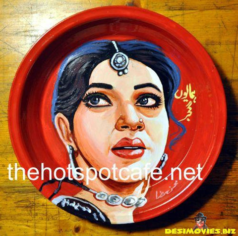 Lollywood Classics - Individually Hand Painted tin Plate