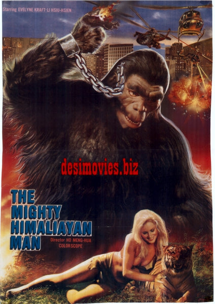 Goliathon (1977) AKA The Mighty Himalayan Man