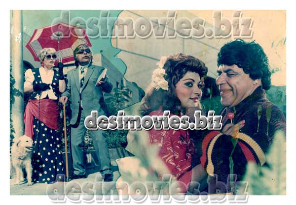 Manila Ke Janbaaz (1989) Lollywood Lobby Card Still 5